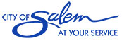 City of Salem At Your Service logo