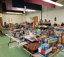 Toys at toy swap 2