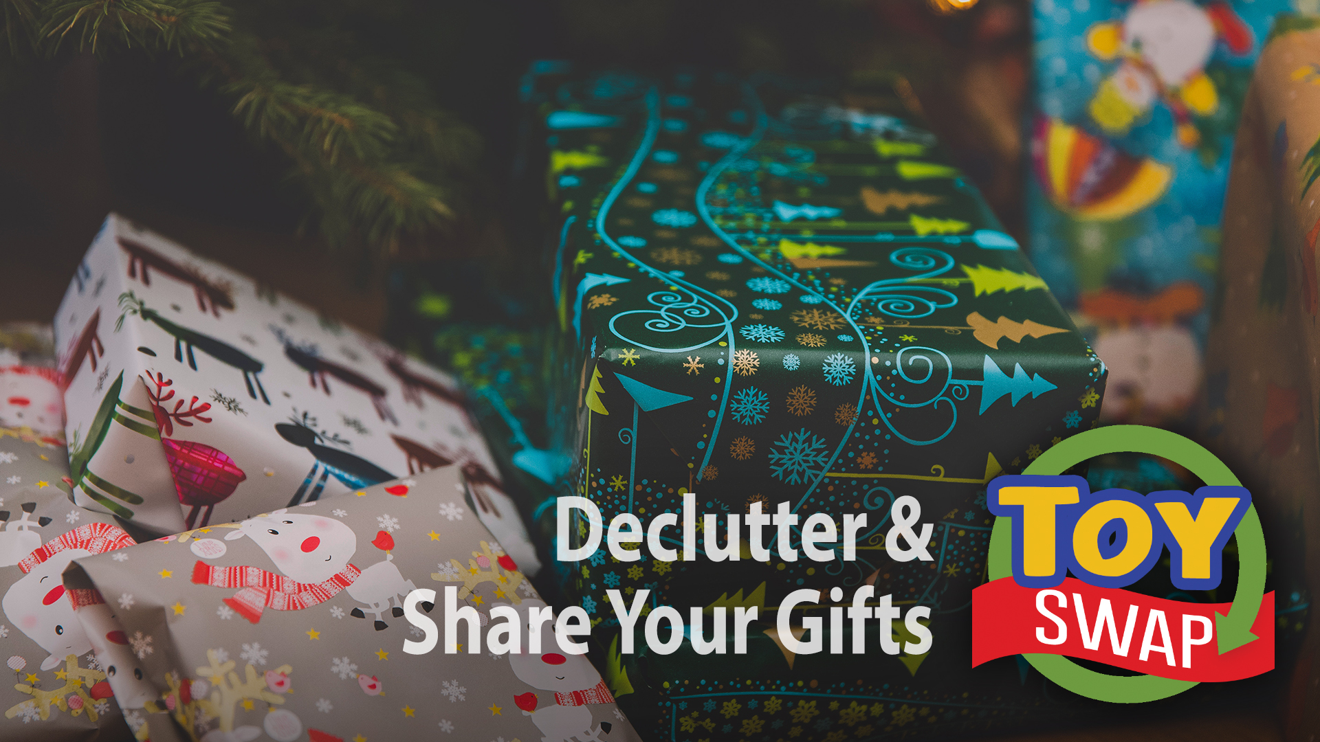 Declutter & Share Your Gifts