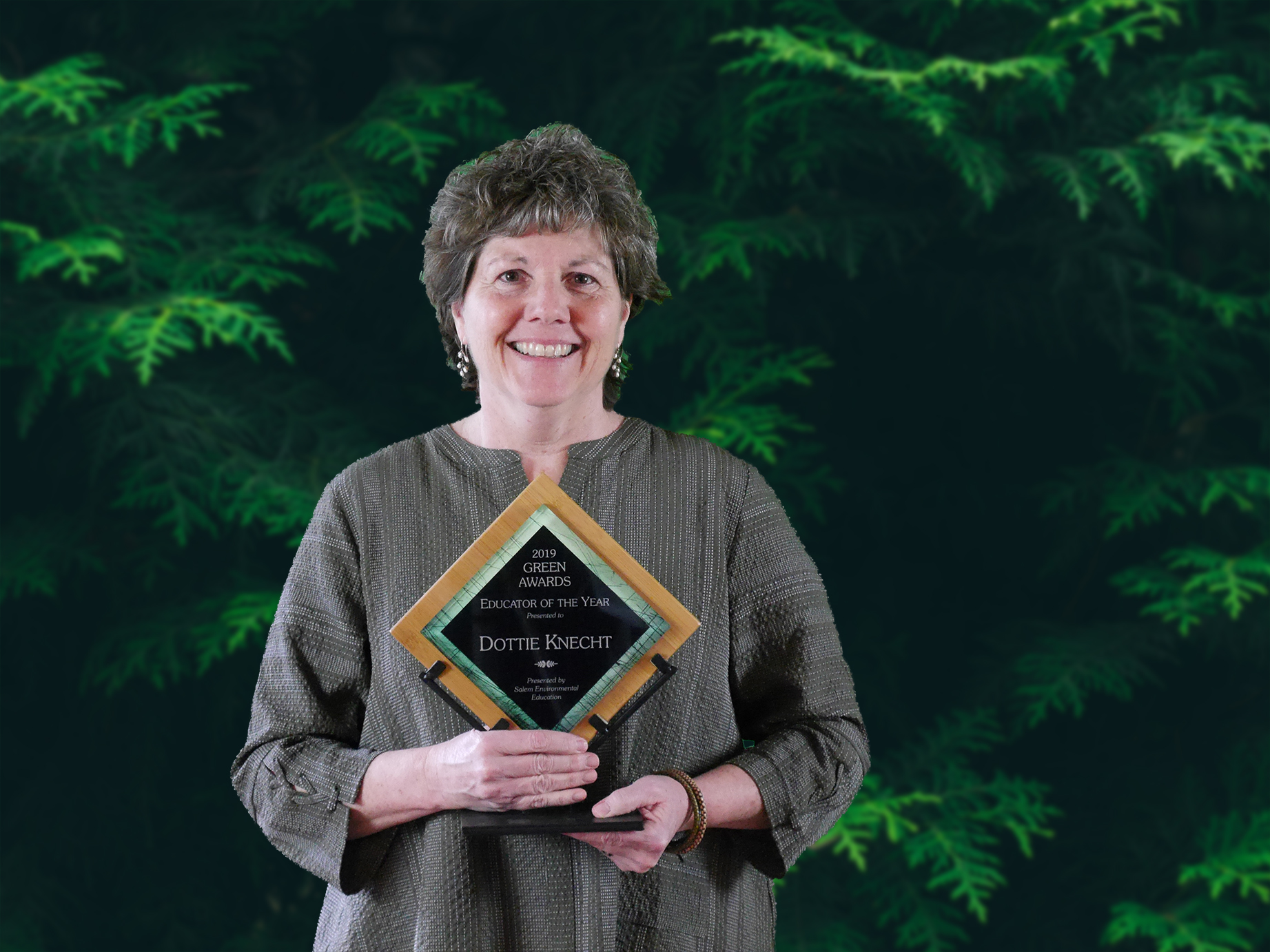 DOTTIE KNECHT Educator of the Year