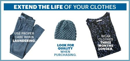 extend the life of your clothes