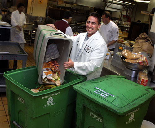 business composting