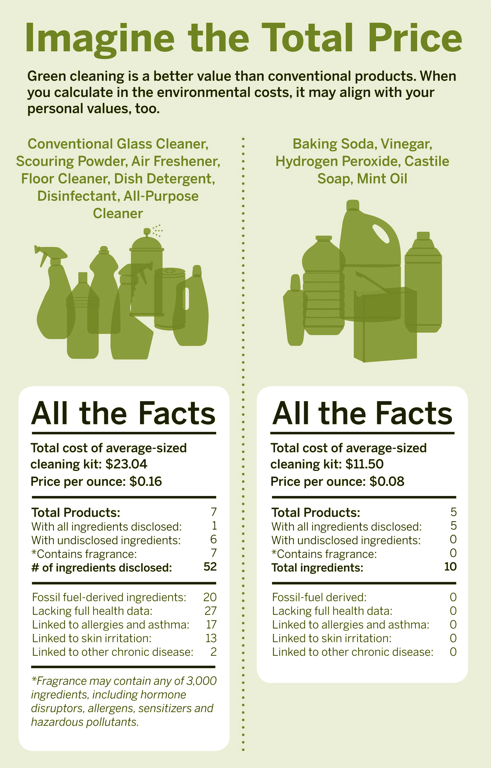 Green Cleaner Graphic