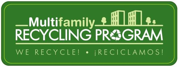 Multifamily Recyclying Program logo