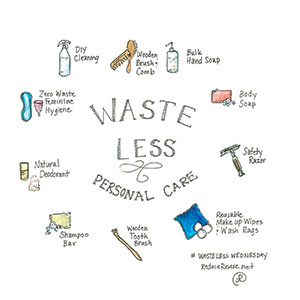 Waste Less Personal Care Tips