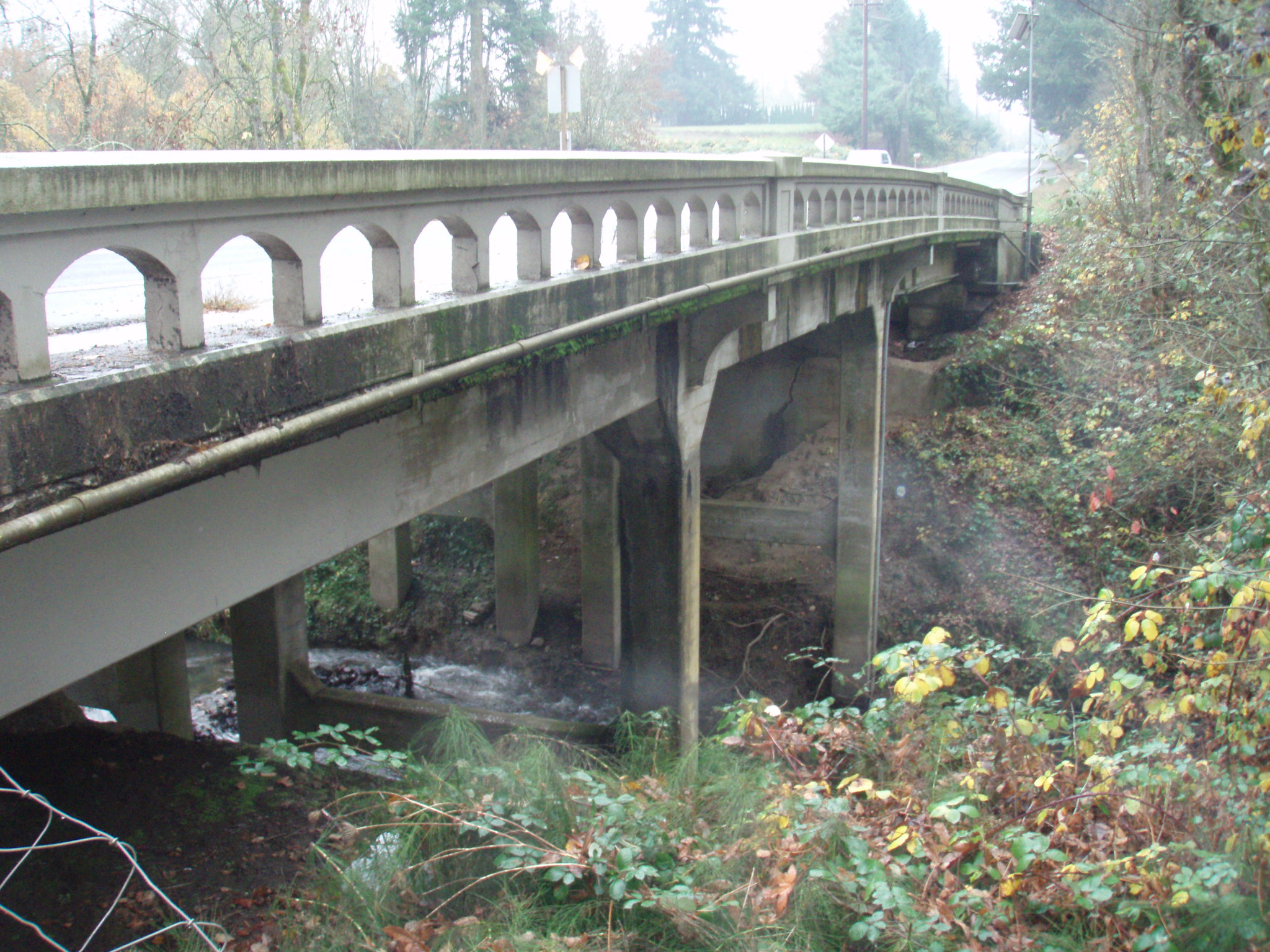 bridge viewed from the side