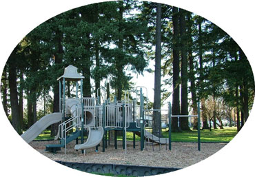 Denny Creek Park playground