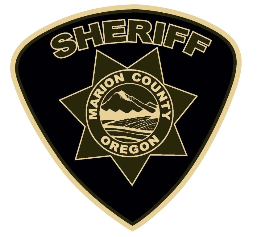 Marion county Sheriff's Office patch logo