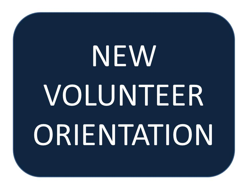 New Volunteer Orientation